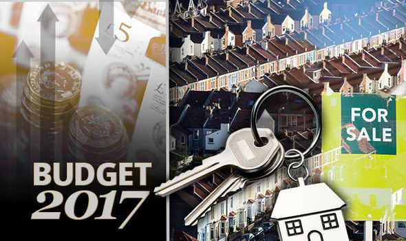 Stamp duty ABOLISHED up to 300k for first time buyers in Budget 2017 windfall