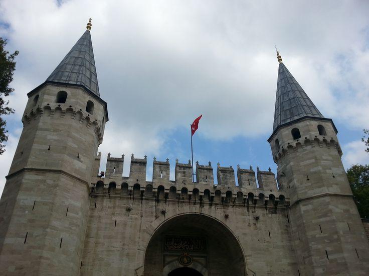 TopKapi main entrance - Istanbul