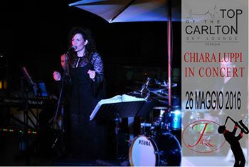 Jazz Concert at the #TopoftheCarlton #SkyLounge in #Venice