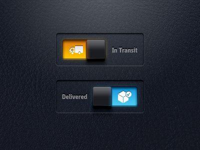 Dribbble - Transit - Delivered by Prathyush Pramod