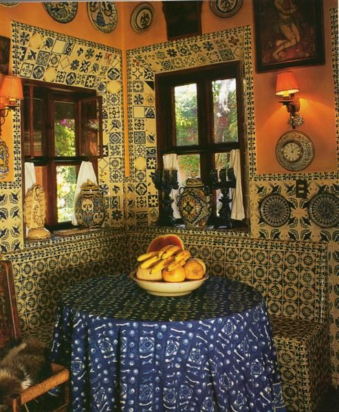 182 Best Mexican Kitchens & Home Decor Images On Pinterest