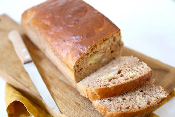 Speculaas bananenbrood - Lekker en Simpel
