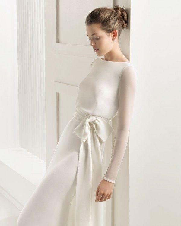 Noivas de Inverno   Simplesmente Branco