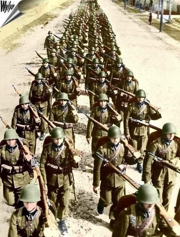 Polish infantry,1939.