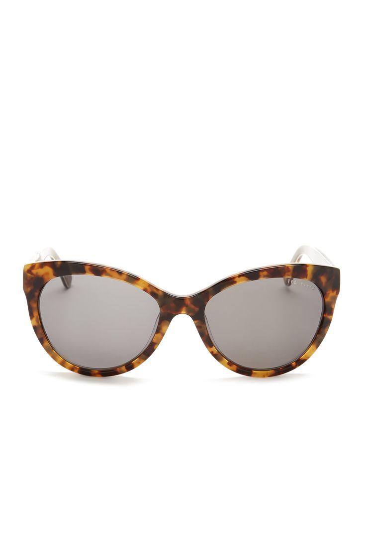 Ted Baker London | Milky Tortoise 1 Cat Eye Sunglasses | Nordstrom Rack