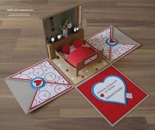 die besten 25 geschenkbox basteln ideen auf pinterest schachteln basteln schachtel falten. Black Bedroom Furniture Sets. Home Design Ideas