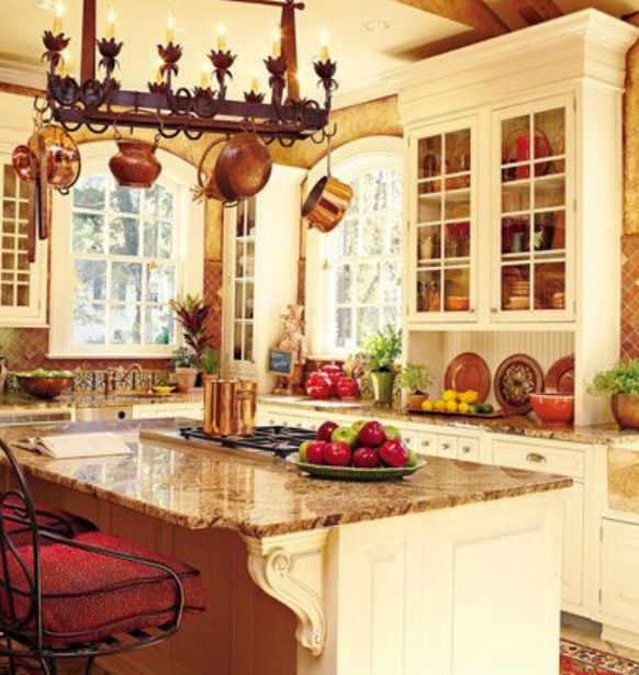 1000 Ideas About French Country Kitchens On Pinterest: 66 Best French Country Kitchens Images On Pinterest