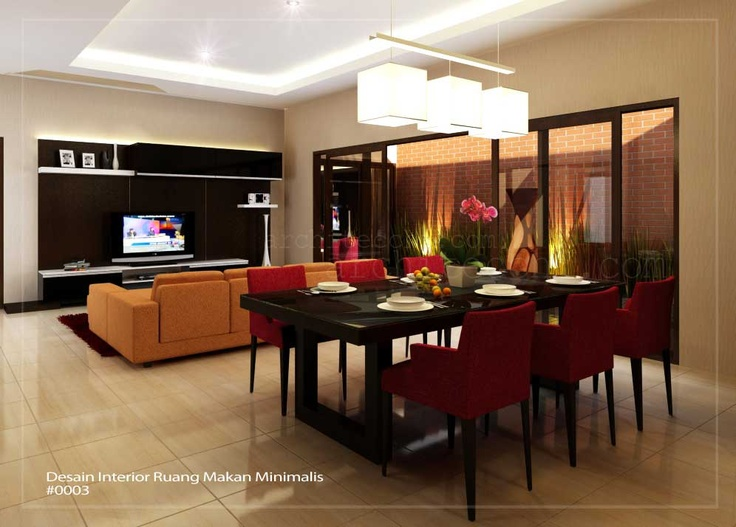 interior-ruang-makan-minimalis