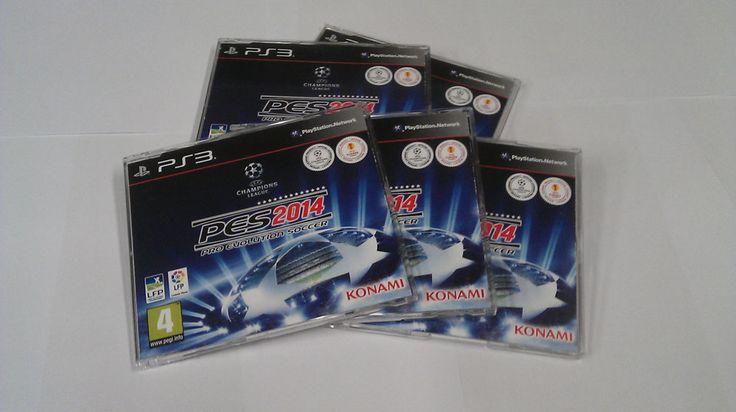 5 Pro Evolution Soccer 2014 για PS3