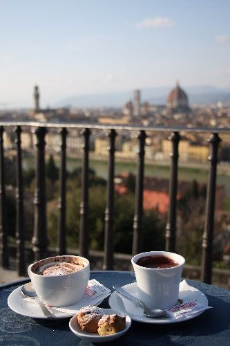 What about drinking a coffee with a real Florentine lady? On your first day here, let's have a coffee, so I can tell you all you need to know about Florence, its Art, its People, and the right way to live it like a Local! Book your authentic experience today at ZesTrip!