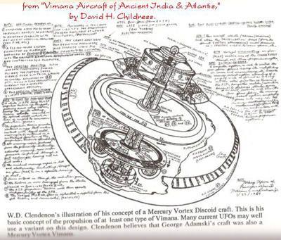 The Ancient Aliens - Vimana