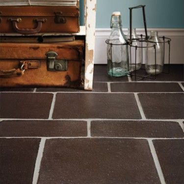 Square - Grey Terracotta - Wall & Floor Tiles | Fired Earth