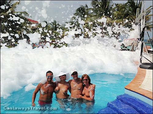 beaches Maya riviera nude
