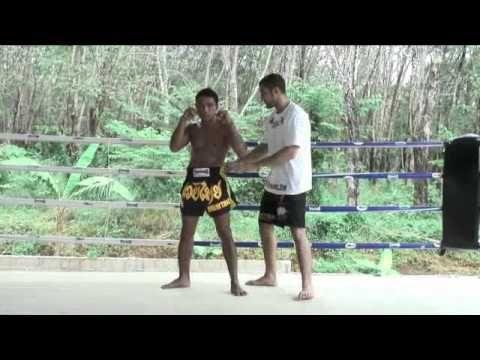Beginners Muay Thai Instructional: The MuayThai Stance @ Tiger Muay Thai