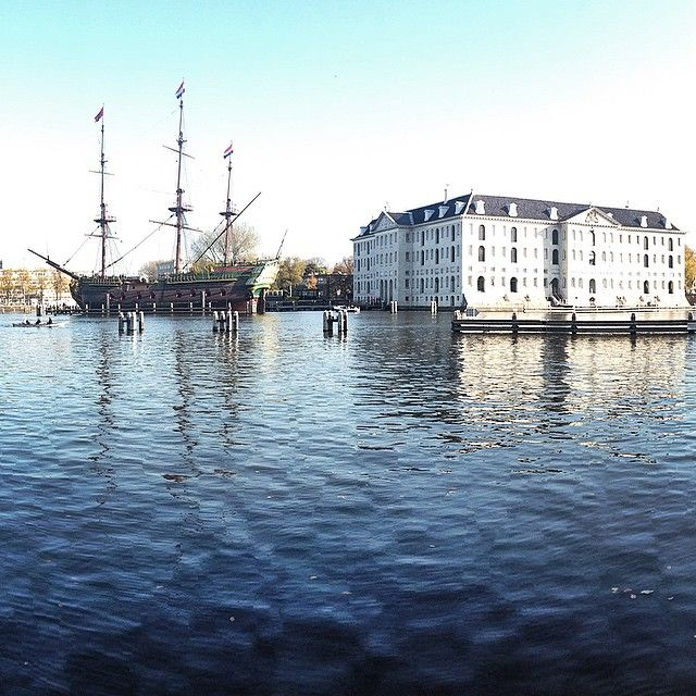 Light and Colour (Goethe's Theory) The Morning after the Deluge #VocShip #Amsterdam