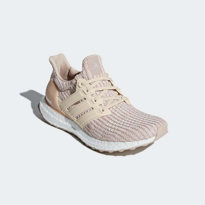 Ultraboost Shoes Beige 10.5 Womens | Pink adidas, Adidas