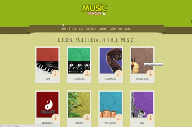 Advantages Of Royalty Free Music Libraries