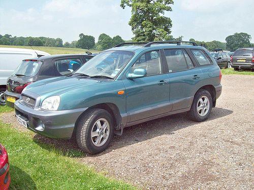 66 Hyundai Santa Fe (2003)