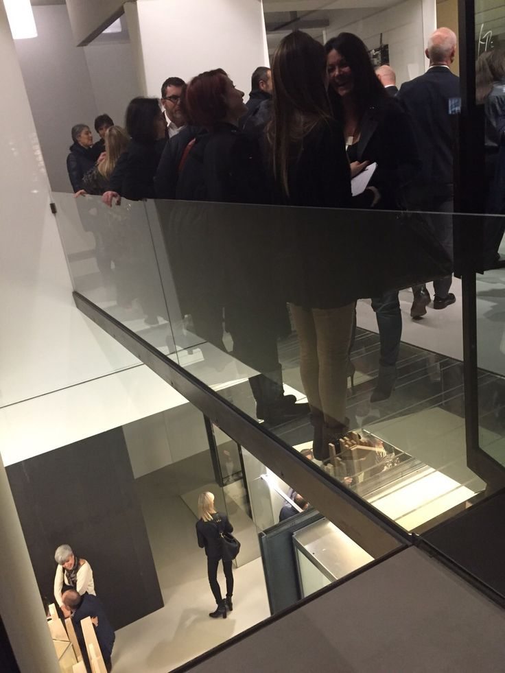 Inaugurazione Showroom H2Otto MIlano  #vismaravetro #h2otto