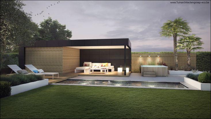 #tuinontwerp #garden tuinarchitect Timothy cools : Tuinarchitectengroep eco #poolhouse #Moderne tuin #tuinontwerp #tuinaanleg #tuinarchitectengroep_eco #garden #design Oost-Vlaanderen west-Vlaanderen Antwerpen kust Brussel #garden #architecture #tuin #tui