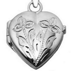 Lockets are coming back into fashion - do you know why? Read our blog to find out.  Sterling lockets starting at $150