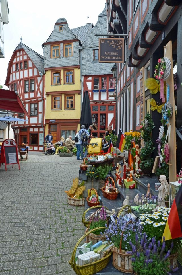 We Took the Road Less Traveled: Day Tripping: Limburg an der Lahn, Germany