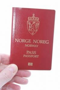 You all know Norway as 'Norway' – but it is not that simple. On a Norwegian passport it is written three names for our kingdom: Norge, Noreg and Norway.
