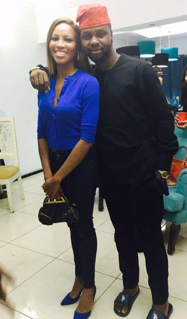 LAGBAJABLOG: Adebola Williams hosts CNN's Zain Asher in Lagos |...