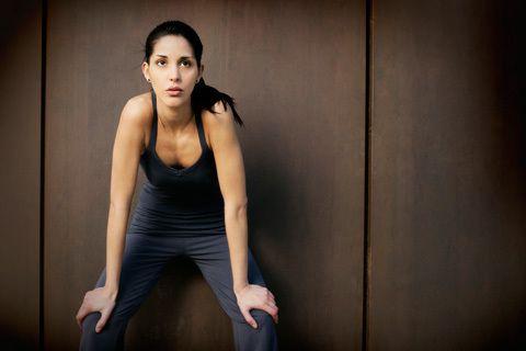 Sex bra yogaövningar för löpare | Runner's World