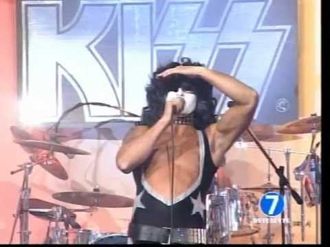 Concerto DEMON'N'KISSES - Stagione Seven Live TV 2007-2008