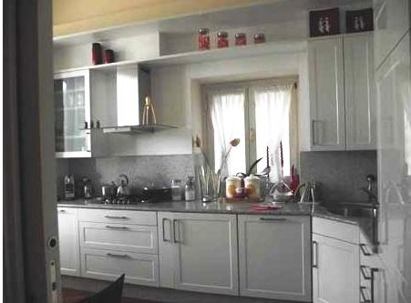 Villa Laglio, Lake Como, italian country kitchen