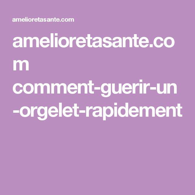 Best 25 un orgelet ideas on pinterest orgelet rem de orgelet and soigner - Comment decongeler rapidement un congelateur ...