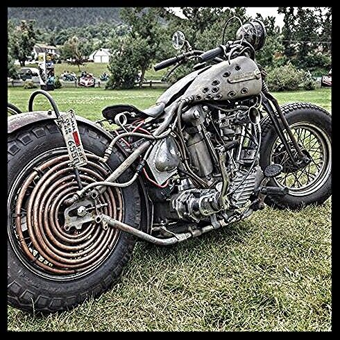 Knuckle Head Bobber Rat