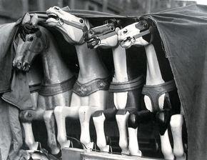 Los Obstaculos, 1929 - by Manuel Alvarez Bravo
