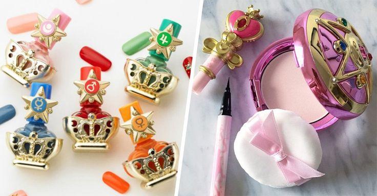 Para toda las niñas que crecimos en los 90's, será difícil resistirse a cualquier cosa inspirada en nuestros programas de la infancia favoritos. Y el mejor ejemplo es esta línea de maquillaje llamada Sailor Moon Miracle Romance,la cual presenta cosméticos que tienentodos los detalles de la manga j