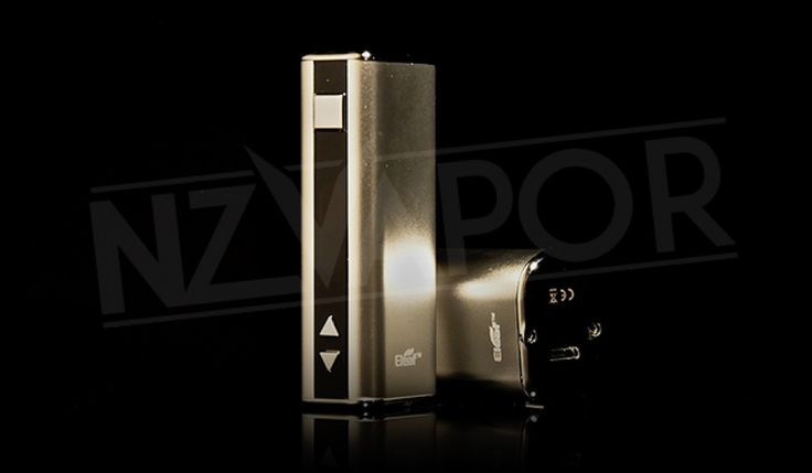 ELEAF ISTICK 30W E-CIG BATTERY (SUB Ω)  Available in metallic colours the iStick is a fashionable and fresh, high end e cigarette battery. Compact in size you can easily hold the battery in the palm of your hand, but don't underestimate the size of this compact ecig… The powerful little 2200 mAh battery will keep the 30w and 5.5V pumping your vape connection for days. The iStick 30w is capable of running subohm atomisers as low as 0.4Ω OLED screen lets you keep your eye on everything!