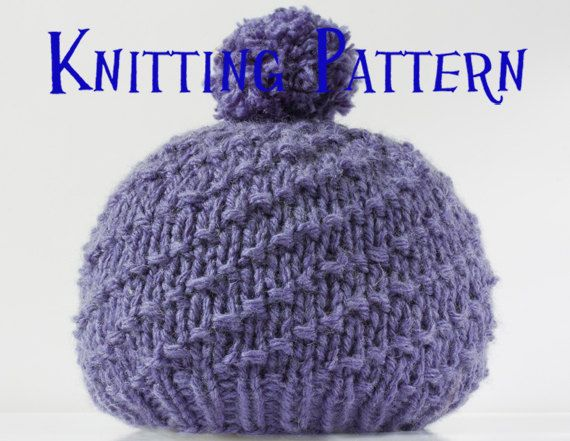17 Best images about Baby Hats - Knit Cable & Pattern on Pinterest Cabl...