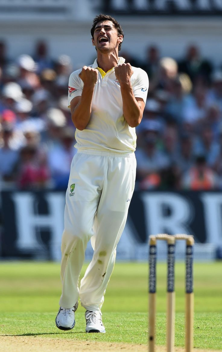 Mitchell Starc - Laurence Griffiths/Getty Images