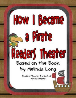 How I Became A Pirate Reader's Theater