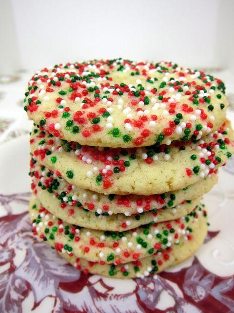 Soft Sugar Cookies Sprinkles, Colors and Sugar cookies