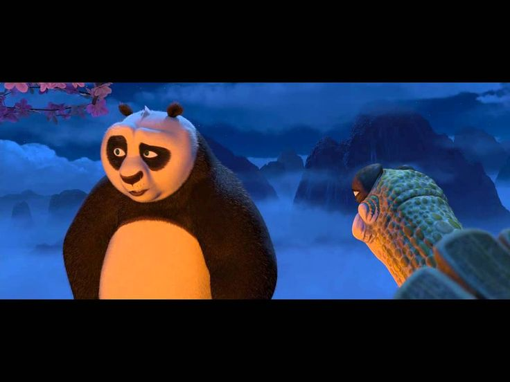 Desire, Time, Effort Lesson Resource - Kung Fu Panda 3