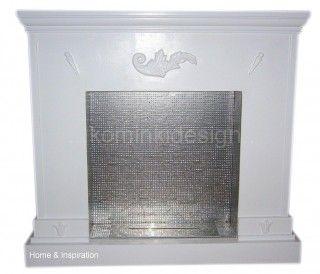 Fireplaces  Biokominek z stalowym wnętrzem Home Inspiration