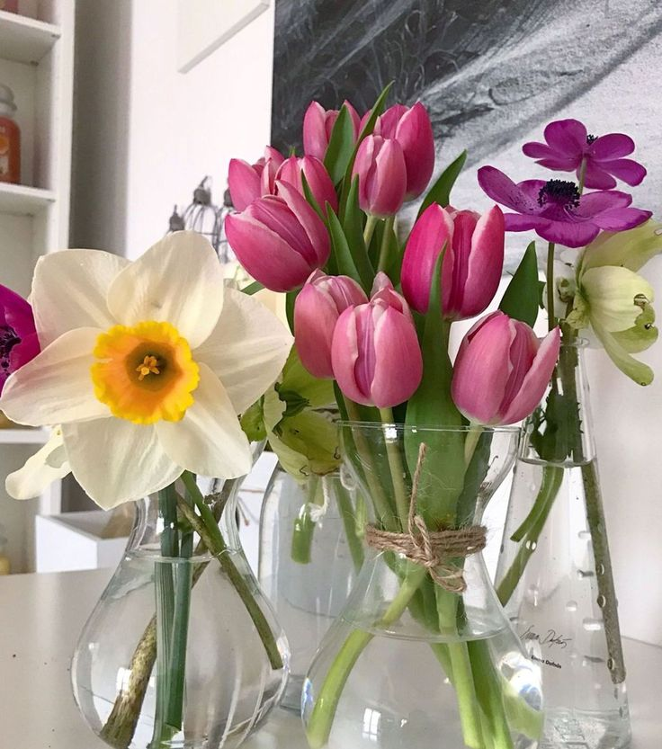 40 simple and lovely diy tulip arrangement ideas tulips