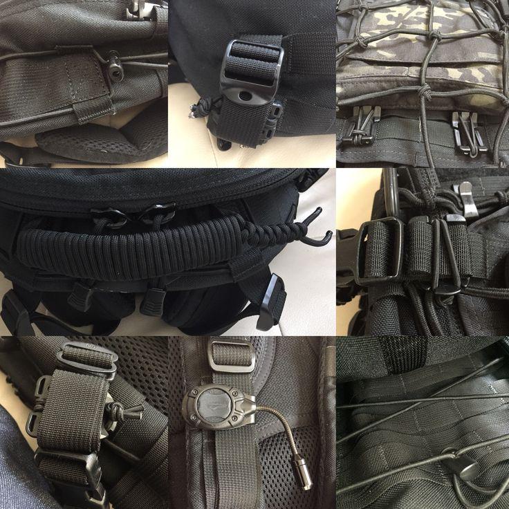 Various TAD, Litespeed pack mods.