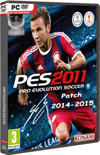 Download Update Pes 2011 Season 2014-2015 Free