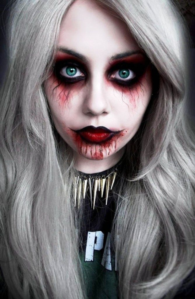 21 Halloween makeup ideas