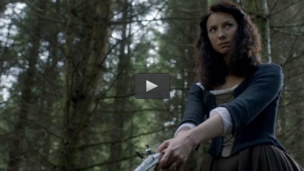 *Video* Access Hollywood Sneak Peak of Outlander Episode 1×14 'The Search'