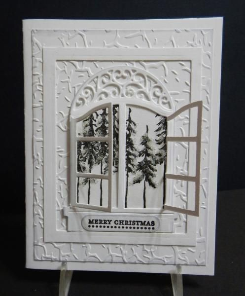 FS355 Window by jandjccc - Cards and Paper Crafts at Splitcoaststampers