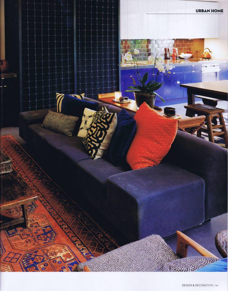 Design & Decoration Vol 4 Page 2 Brooke Aitken Design