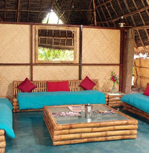 Hawaiian Home Design Ideas: Bamboo House And Furniture